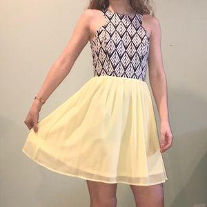 Pretty, playful homecoming or sun dress!